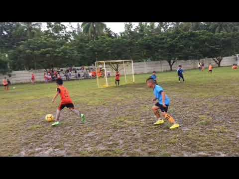 Nikkei FC U10 Fiesta Ng Tagum Invitational Football Game Full Game 2