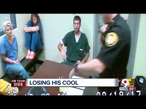 South Lebanon murder suspect loses cool during video arraignment