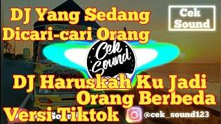 Download DJ Haruskah Ku Jadi Orang Berbeda Hanya Untuk Membuat Dirimu Bahagia Versi Tiktok Terbaru