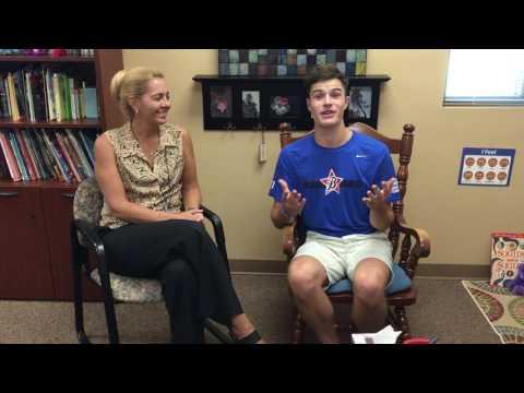 Barbara Robey Principal Video!