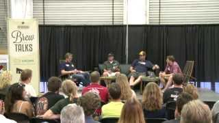 Brewbound's Brew Talks - Overcoming the challenges of starting a brewery - San Diego 2013