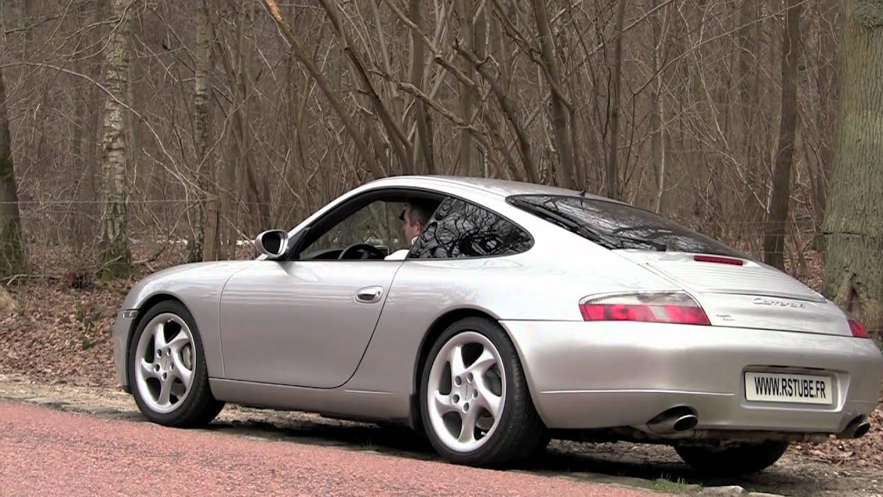 Porsche 996 3 4l Sport Exhaust Scart Classic Youtube