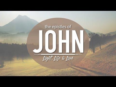 Hang Tight   1 John 2:18-29