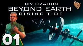 """Civilization Beyond Earth #01 """"Fomos para o espaço"""" - Gameplay Vamos Jogar Portugues PTBR"""