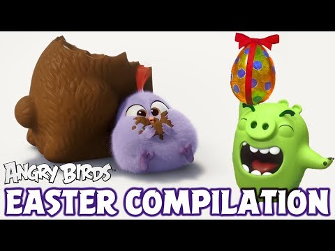 Angry Birds   Easter Compilation