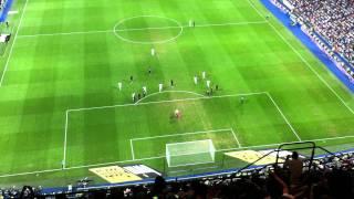 Cristiano Ronaldo - SUPER Goal - Bernabeu Stadium - Real Madrid