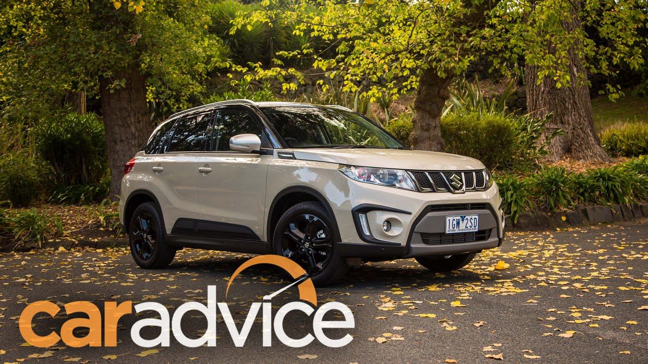 Suzuki vitara review australia