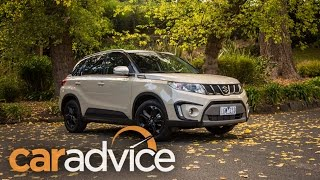 2016 Suzuki Vitara S Turbo Review(http://www.caradvice.com.au/435575/?utm_source=YouTube&utm_medium=text&utm_campaign=YT_DESC - Read the article here. It's been more than six ..., 2016-04-21T14:00:36.000Z)