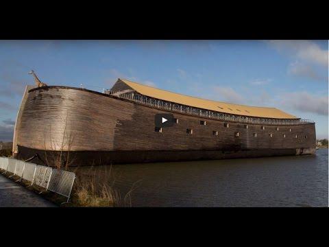 The Ark Of Noah Is Heading To Rio De Janero - YouTube