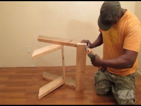 How To Make A Wooden Chair Seat How To Make A Mortise