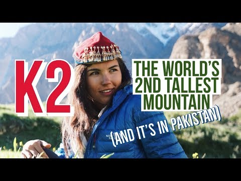K2: How This Girl Walked to the World's 2nd Tallest Mountain