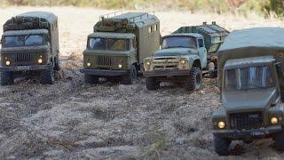 Достояние СССР. Советские грузовики / The parade of Russian trucks!(, 2014-05-01T02:38:54.000Z)