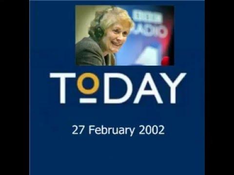Today - Sue MacGregor leaves