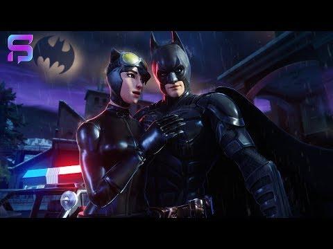 CATWOMAN FALLS IN LOVE with BATMAN DRIFT.....