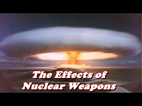 History Brief: The Effects of Nuclear Weapons