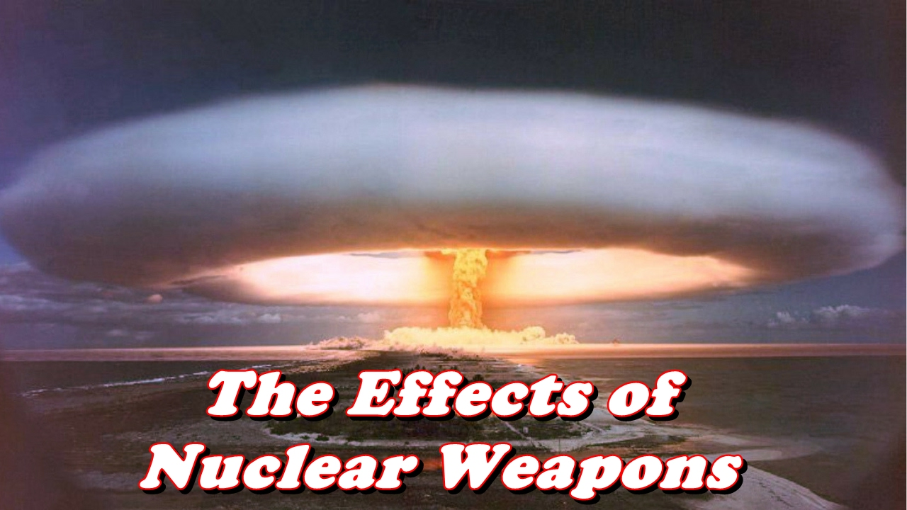 the effects of nuclear weapons on The effects of nuclear weapons [samuel glasstone, philip j dolan] on amazoncom free shipping on qualifying offers the classic book on the effects of nuclear.