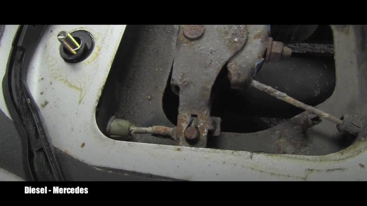 medium resolution of mercedes parking brake problem part 1