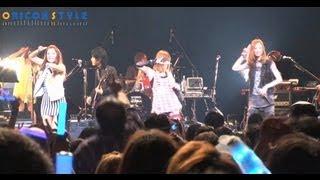 田中れいな、石川梨華、吉澤ひとみなど元モー娘。メンバーがライブ開催