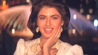 Tujhe Dekh Ke Jeeungi, Bhagyashree,  Anuradha Paudwal - Ghar Aaya Mera Pardesi Romantic Song