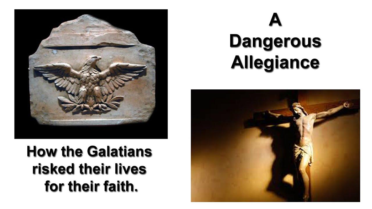 A Dangerous Allegiance