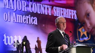 Sessions on Florida school shooting: 'We can and must do better'
