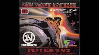 Zinc @ Slammin Vinyl/One Nation NYE 2001 Pt2