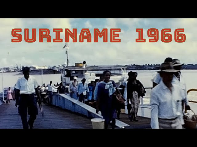 Suriname 1966