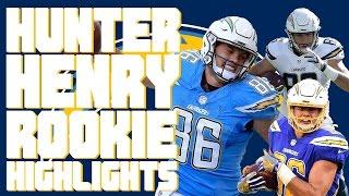 Hunter Henry Rookie Highlights