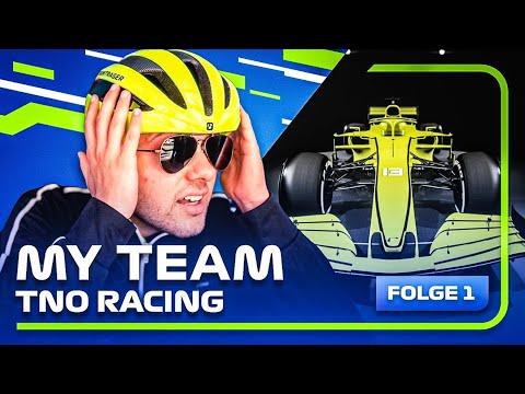RAMMEL am LENKRAD… 🤬 Formel 1 2021 My Team Karriere #1 🔥