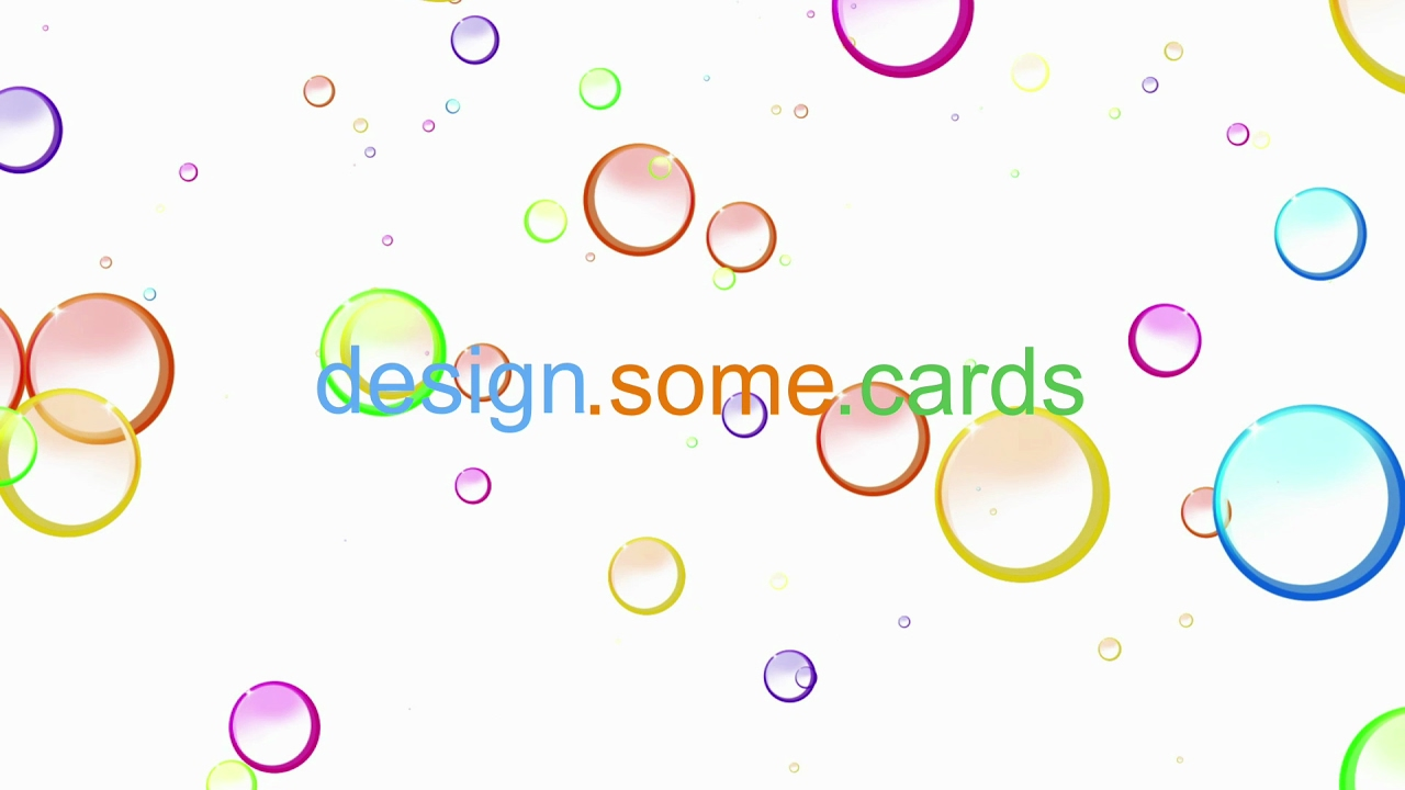 free ecard maker design some cards youtube