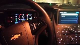 Chevrolet Volt startup and shutdown