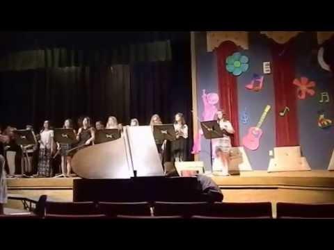 Brigantine North Middle School Spring Concert 2014   DSCN0787