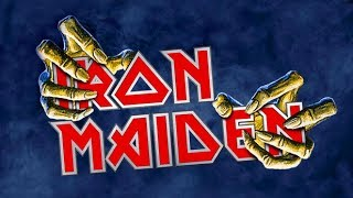 IRON MAIDEN mix