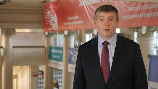 Обращение ректора УрФУ Виктора Кокшарова к абитуриентам