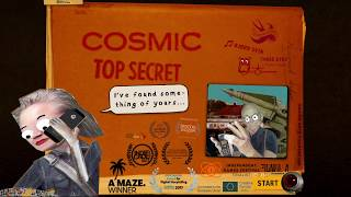 Cosmic Top Secret Gameplay Trailer ANDROID GAMES on GplayG