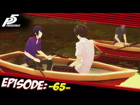 Persona 5 Playthrough Ep 65: Modern Day Adam & Eve