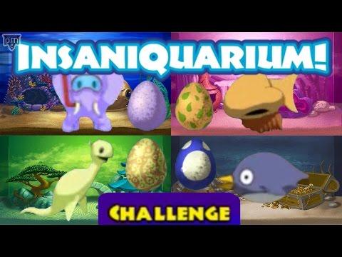 Insaniquarium - Challenge