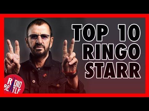Top 10 Canciones de RINGO STARR como Solista | Radio-Beatle