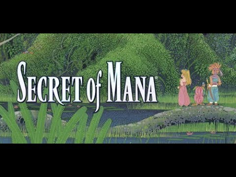 Let's Play Secret of Mana - Set 4 - Santa, A Desert and the Empire!