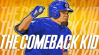 How Kyle Schwarber's Superhuman Recovery Propelled the Cubs to History