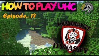 HOW TO PLAY UHC - Lionheart SMP #MC #UHC