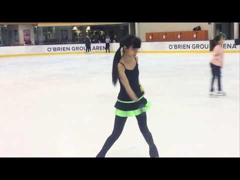 JIMIN (박지민) BTS (방탄소년단) LOVE YOURSELF 承 HER-'SERENDIPITY'-FIGURE SKATING COVER