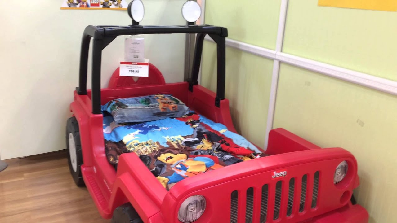 Baby jeep bed - Car Bed For Kids And Children Grandma S Boy Racecar Bedroom