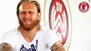 KeinTagOhneFUSSBALL-Interview mit Nico Herzig, SV Wehen Wiesbaden