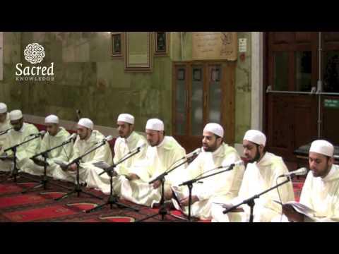 Qasida Burda | The Travellers | Al-Musāfirūn