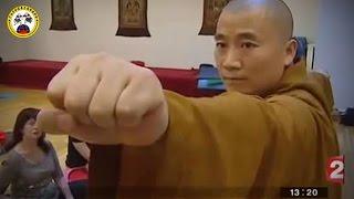 Repeat youtube video Maître Shi Heng Jun au journal de France 2