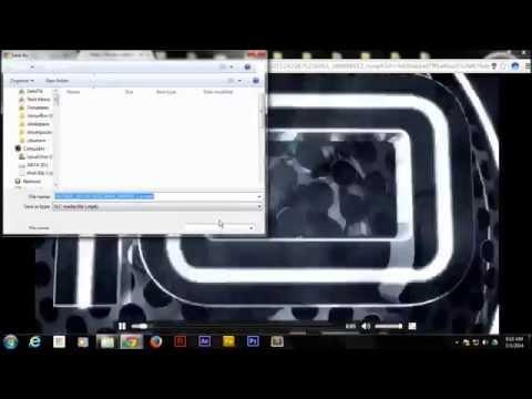 DIY - Download Video From Facebook Using Google Chrome Desktop # 1