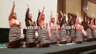 Saman dance aceh - tari