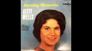 You Dont Hear , Kitty Wells , 1965 Vinyl YouTube Videos