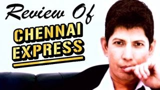 Chennai Express - Online Movie Review